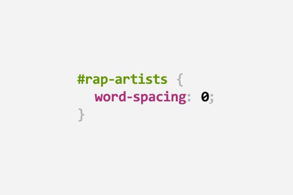 Funny puns about rap artists