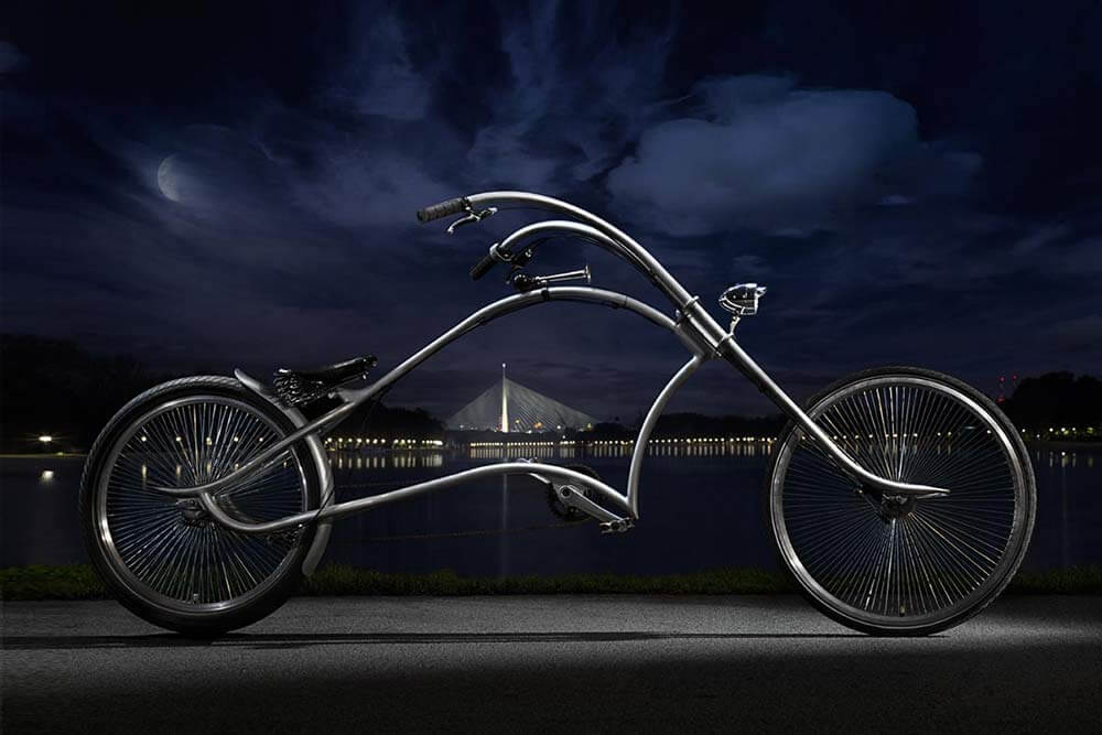 Archont custom bicycle by Ono Bikes