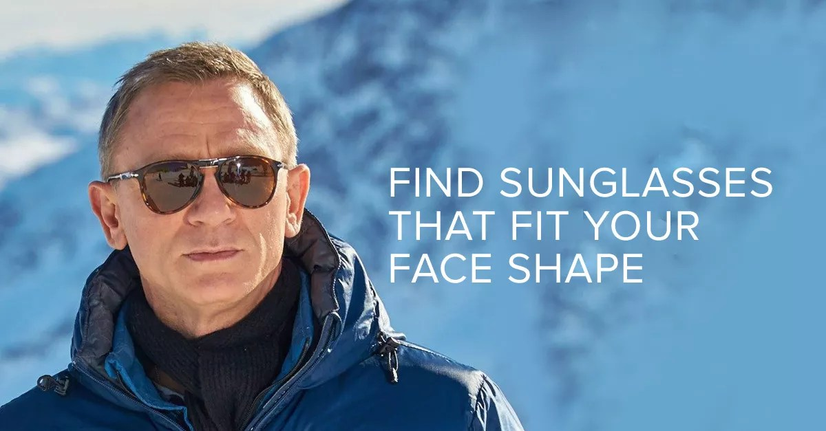 How to pick the right sunglasses for your face
