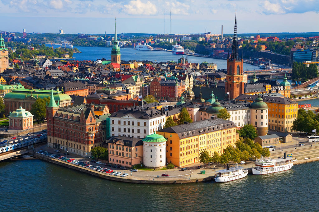 Learn about Sweden by calling the Swedish Number