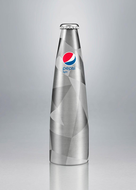 Pepsi Light Prestige Bottle by Karim Rashid