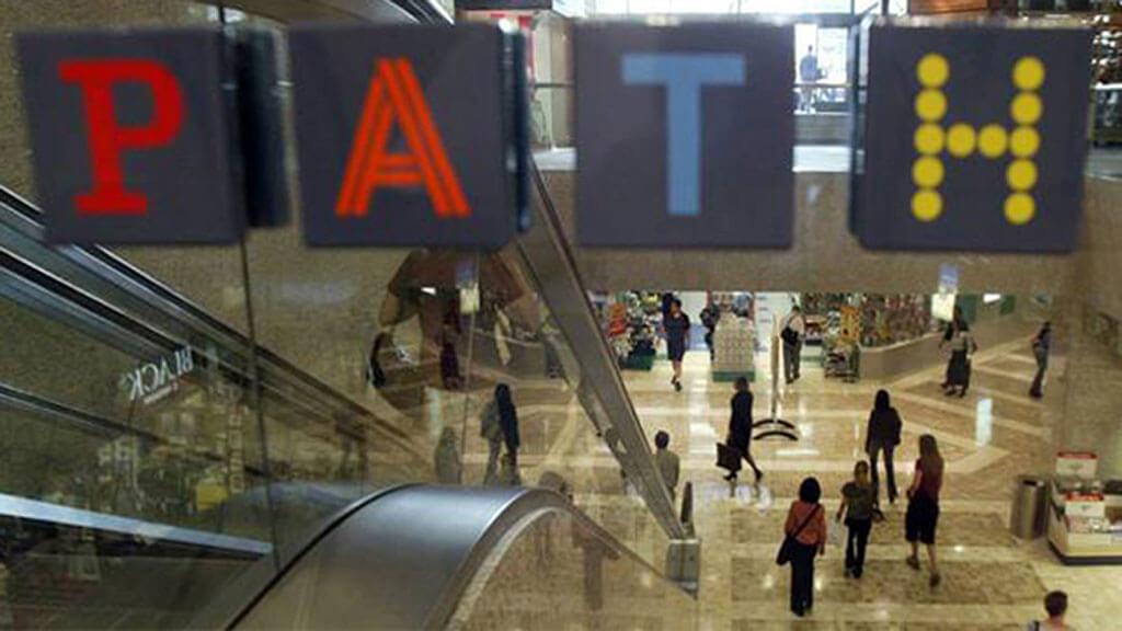 The largest underground mall