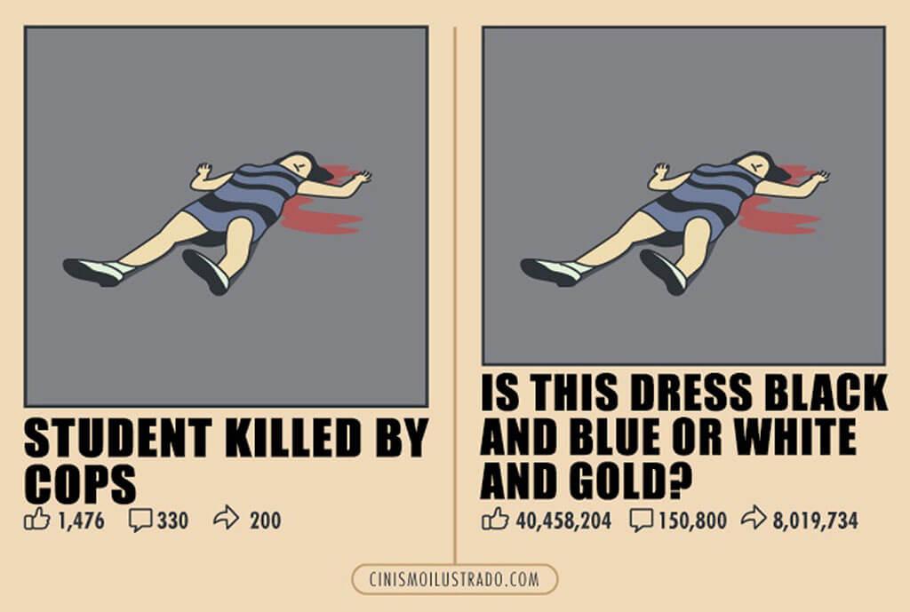 Humorously honest illustrations