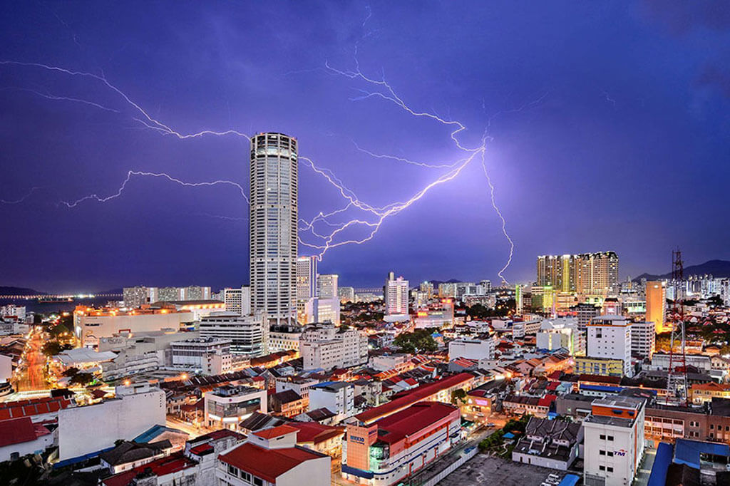 National Geographic 3rd place winner for City category
