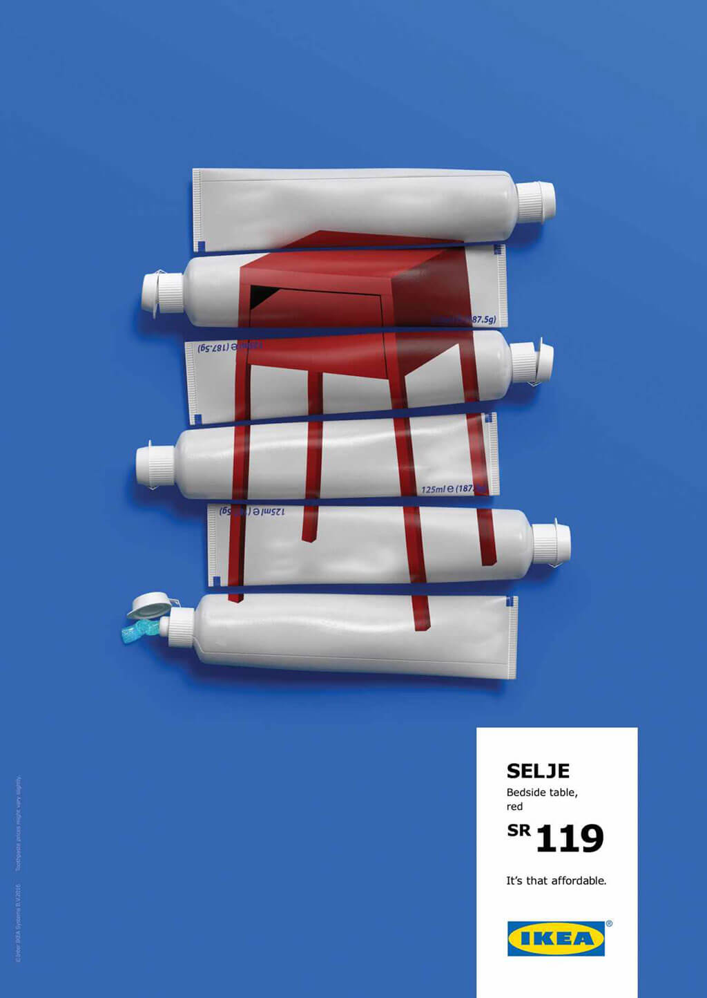 The affordability of IKEA's Selje