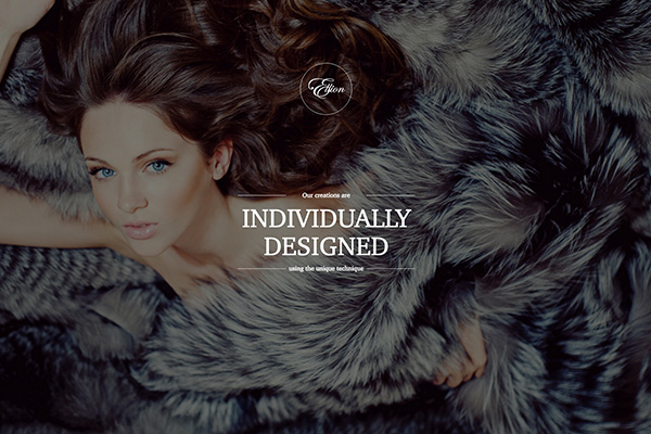 fashion-industry-minimalist-home-page