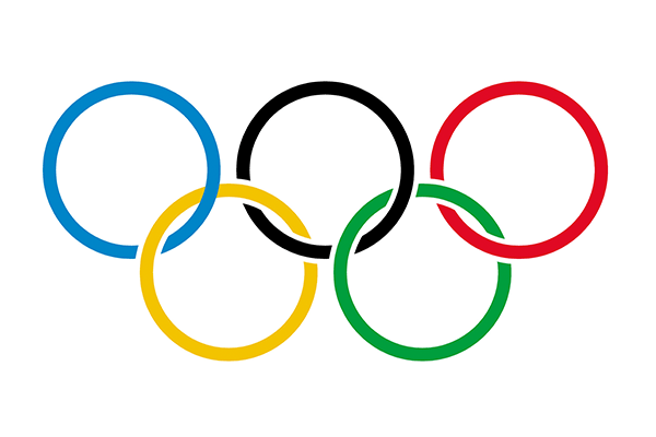 The importance of shapes: Olympic Rings