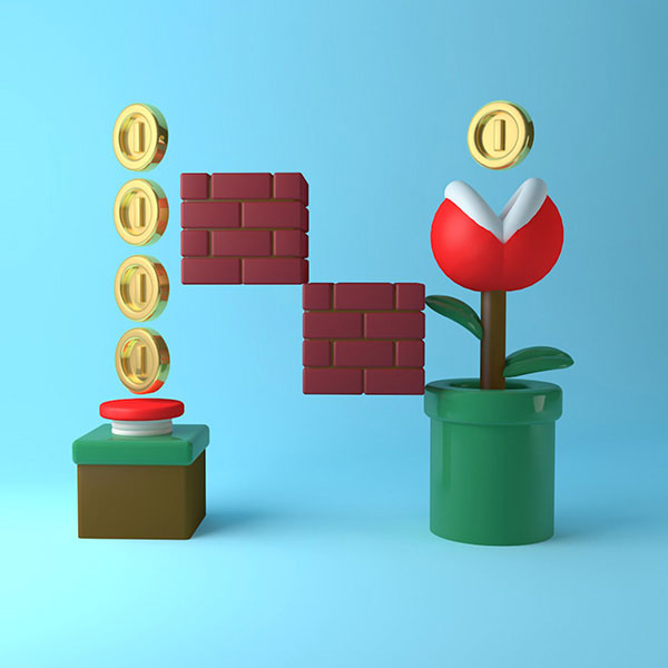 36 Days of Type project leads to adorable 3D typography N
