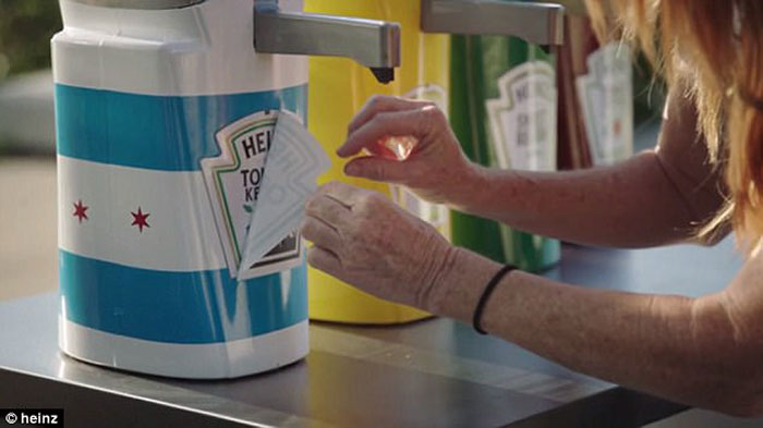 Heinz creates Chicago Dog Sauce for the city that won't use ketchup