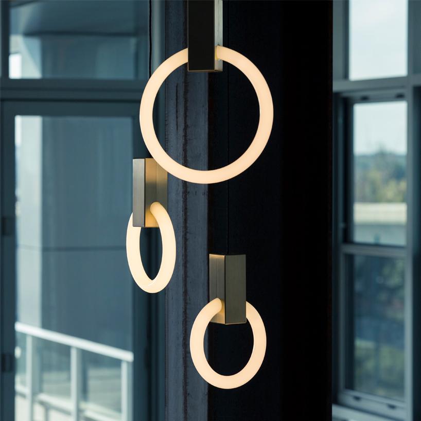 A' Design Award winner: Halo Lamp by Matthew McCormick