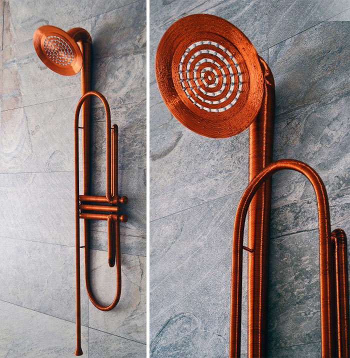 A' Design Award winner: Jazz Shower