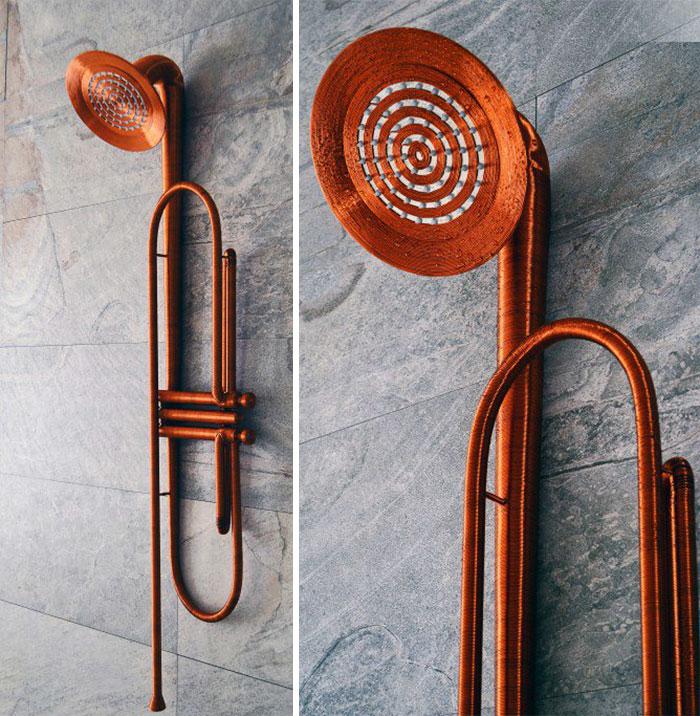 A' Design Award winner: Jazz Shower
