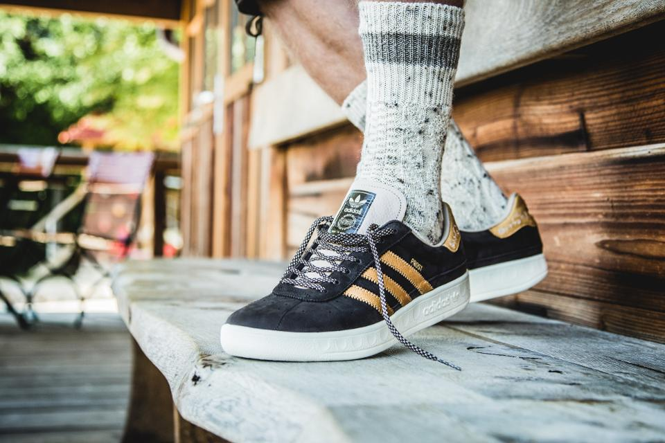 Adidas beer and vomit-proof shoes for Oktoberfest