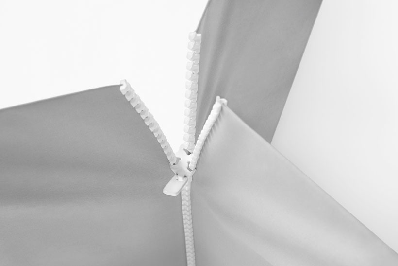 Design studio tries to reinvents the zipper