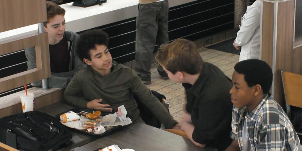 Bullying Jr.: Anti-bullying PSA
