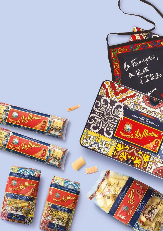 Dolce & Gabbana launches their own designer pasta
