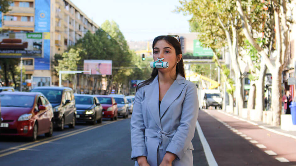 Treepex device transforms polluted air into fresh oxygen