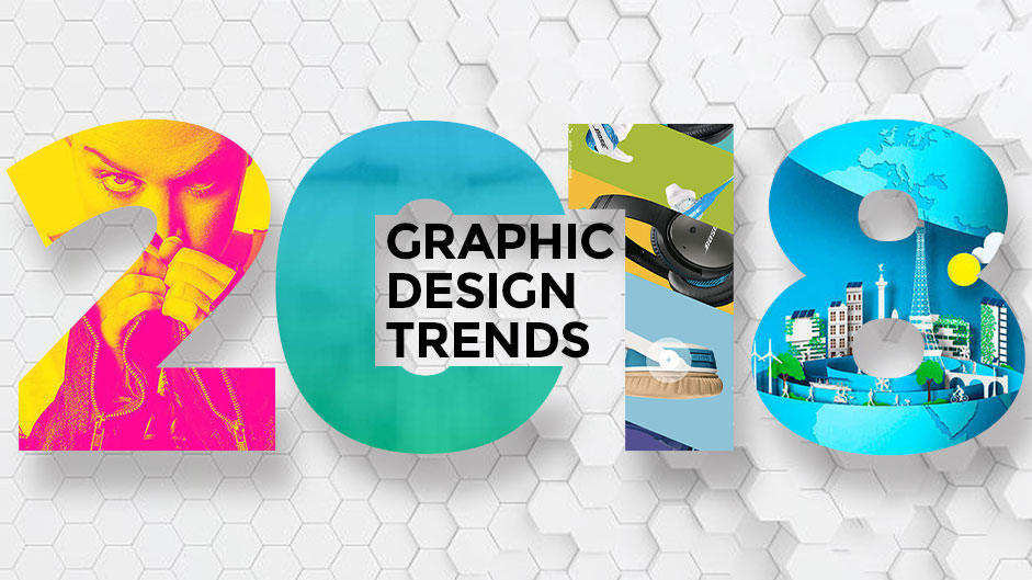 What to expect with graphic design for 2018