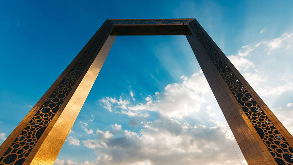 Dubai Frame: The world's largest picture frame