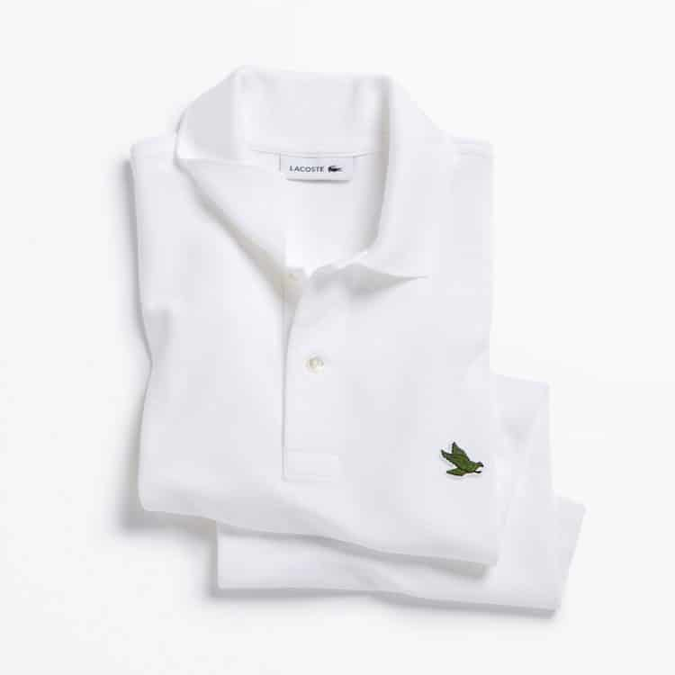 Limited Edition Lacoste Endangered Species Polos: California Condor