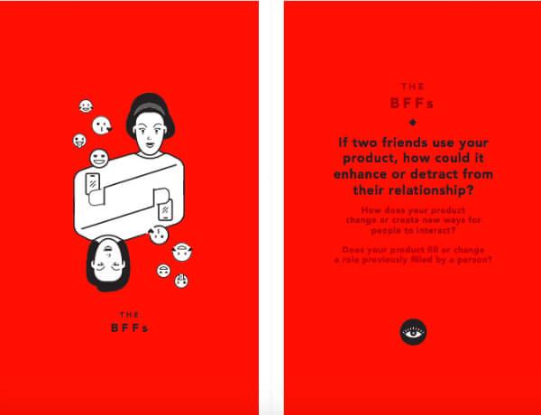 Tarot Cards of Tech: The BFF