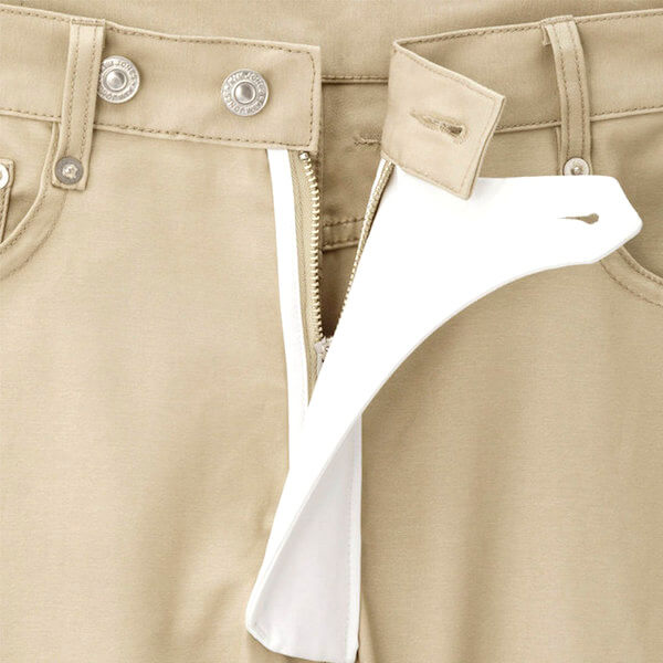 Japanese fashion brand creates crotch accentuating pants