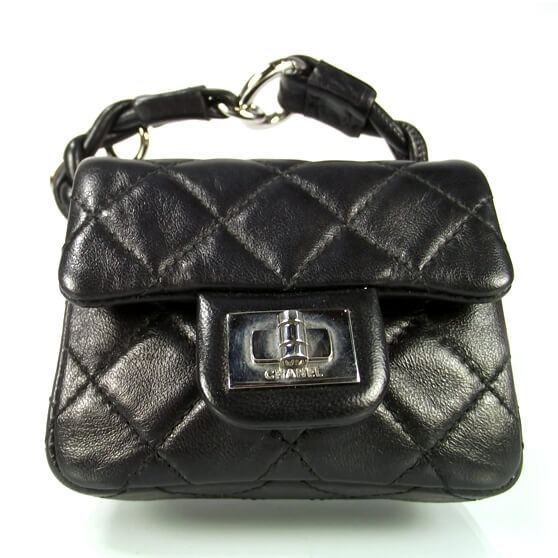 Tiny 3-inch Chanel ankle bag comes at a not-very-teeny price of US$900