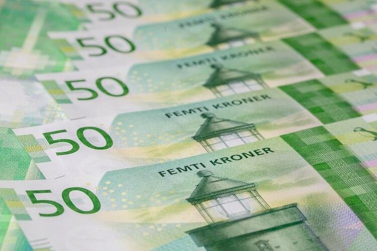 Norway's 50 kroner banknotes