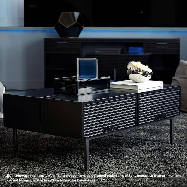 Sony PlayStation furniture: Lounge Table