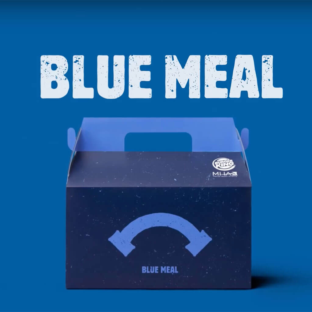 The Real Meal: Blue