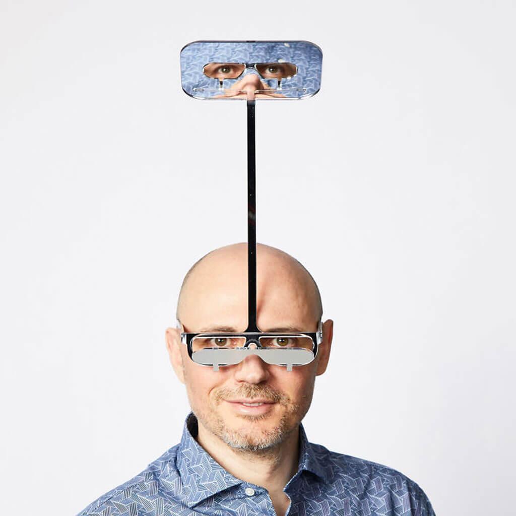Periscope glasses by Dominic Wilcox