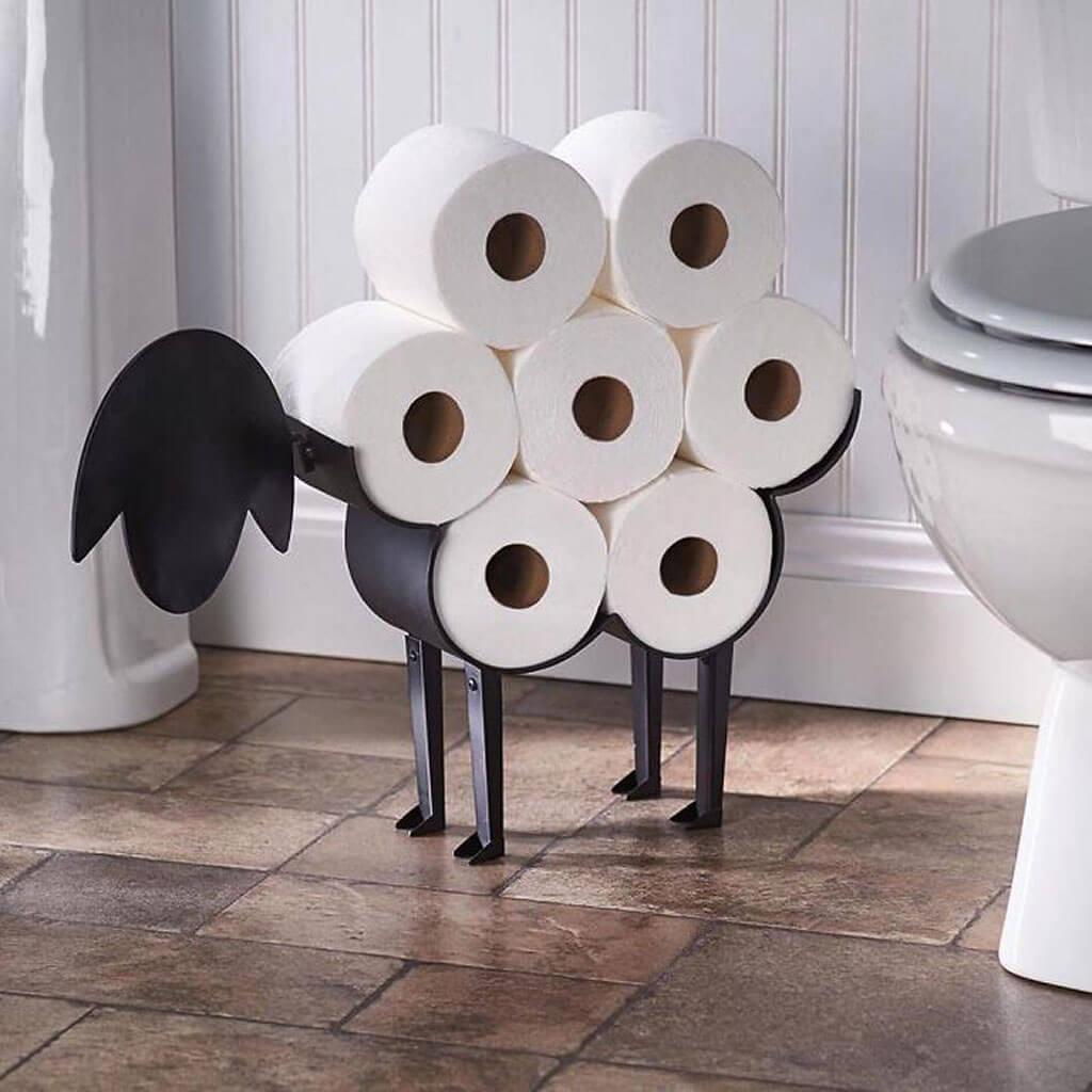 Sheep Toilet Paper Holder