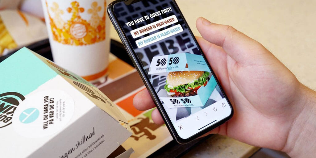 Use the BK app to find out what you ate