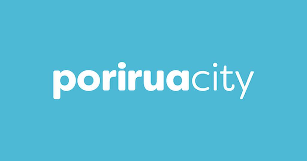 New Zealand's Porirua City logo