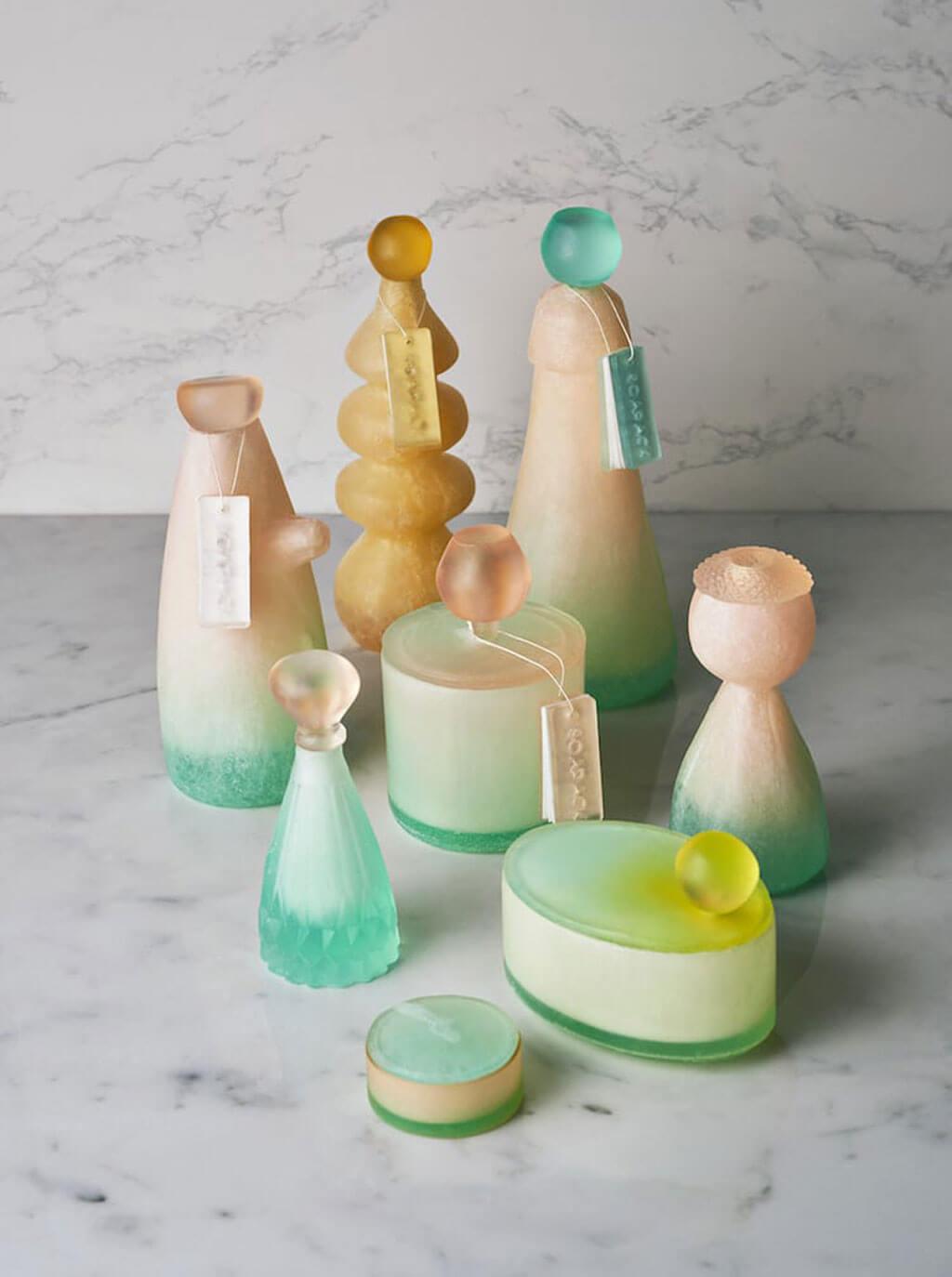 Mi Zhou's Soapack collection