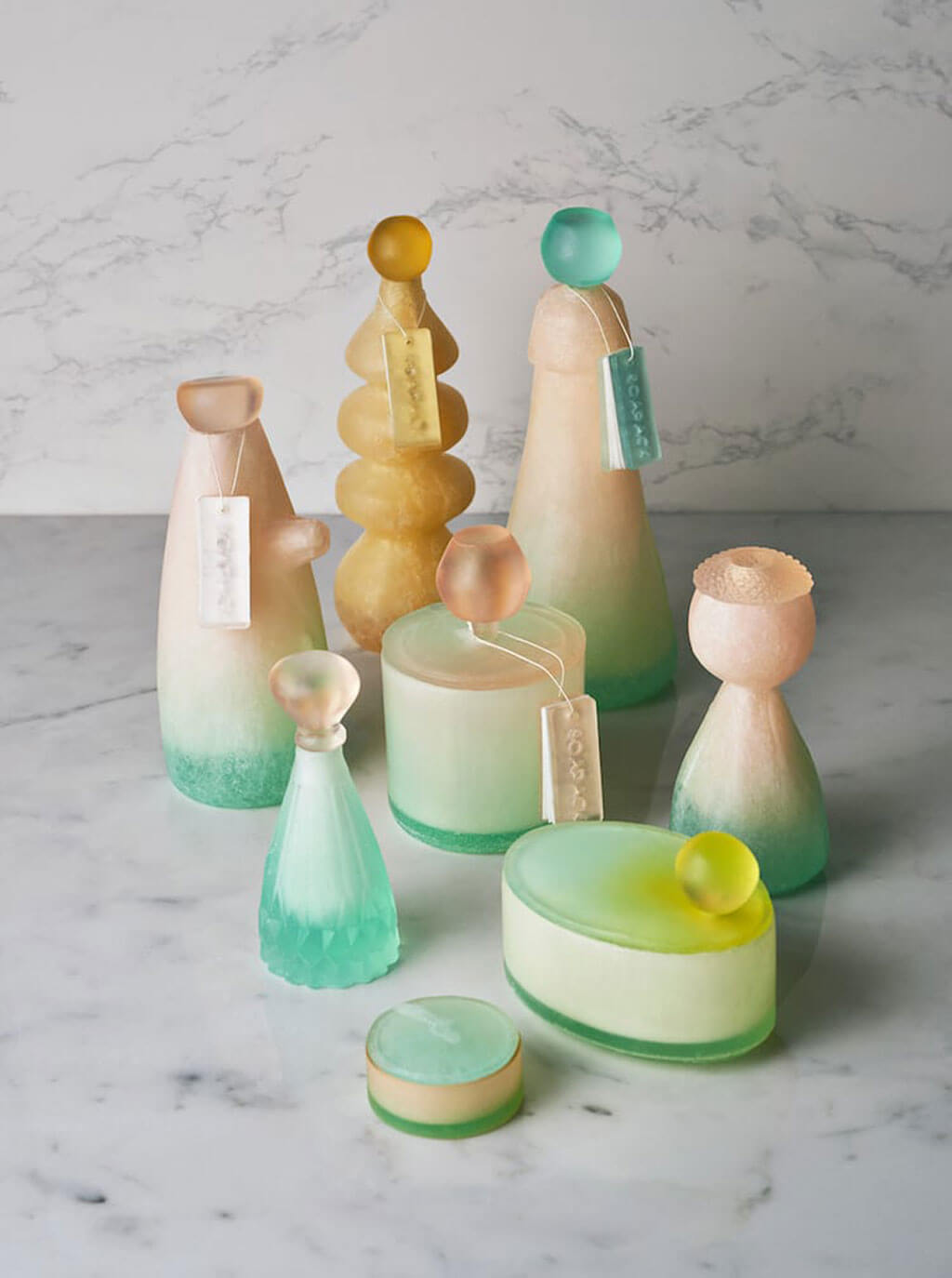 Mi Zhou's Soapack collection