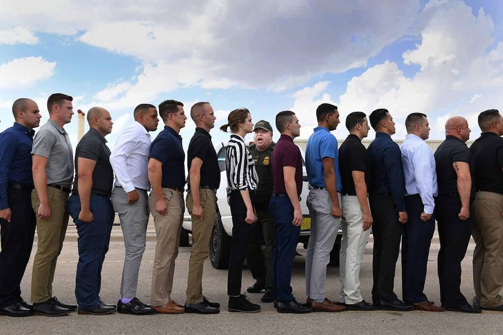 "SIPA: ""Border Patrol Academy"""