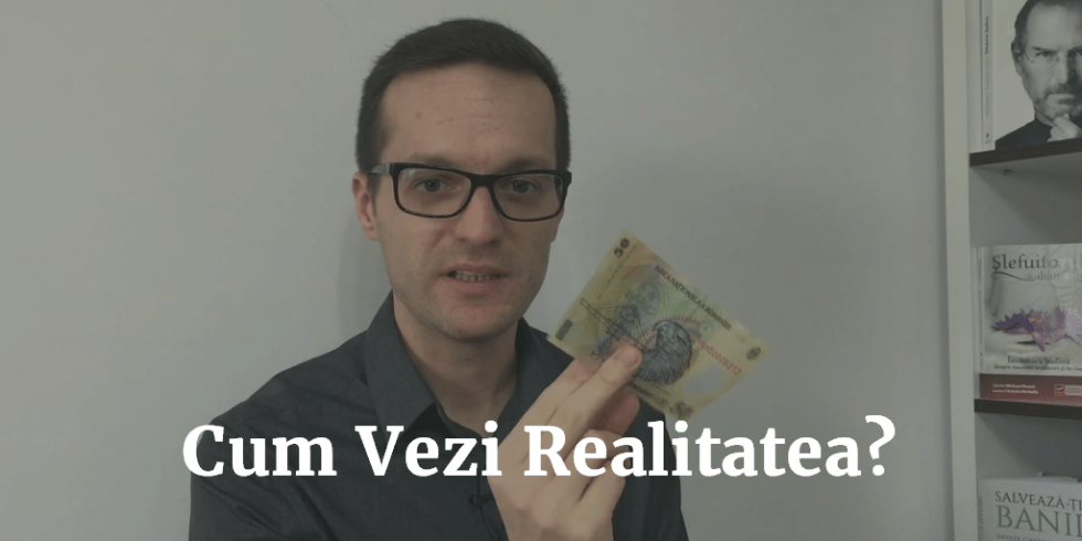 State of the Wallet - e003: Cum Vezi Realitatea?