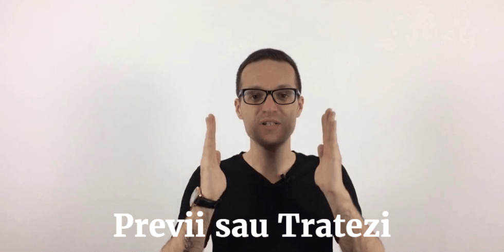 State Of The Wallet – E059: Previi Sau Tratezi
