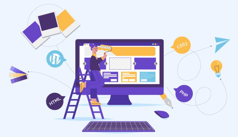 Daniel Web Designer -  Criação de sites responsivos
