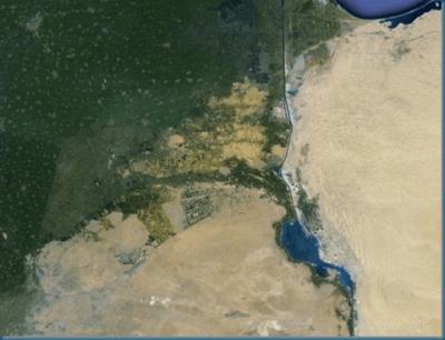 The (Suez) Canal of the Pharaohs   Daniel W Ostler's ...