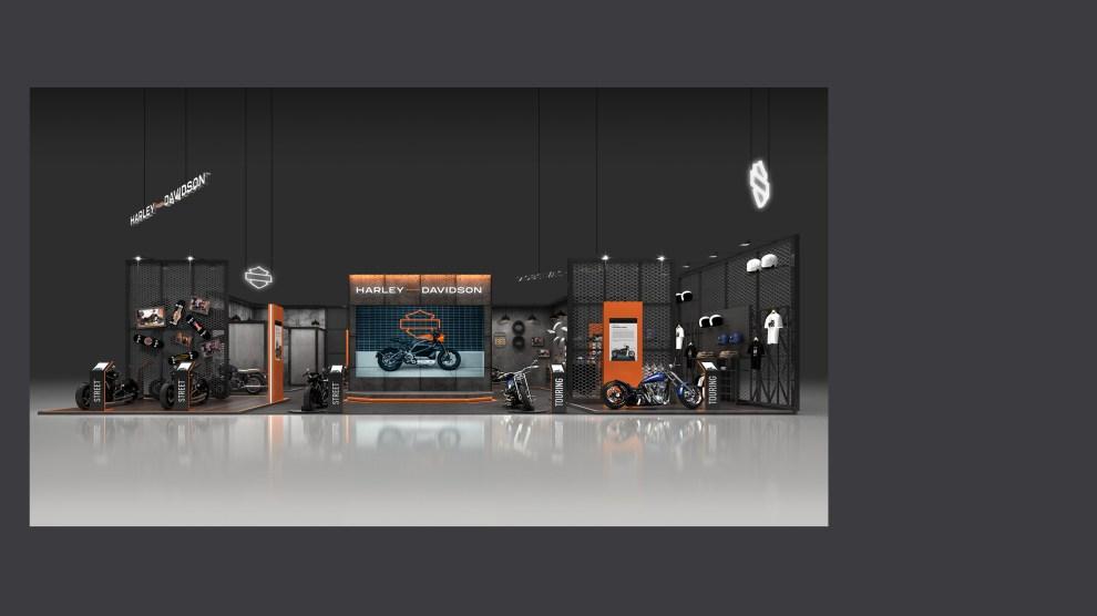 Harley Davidson Autoshow