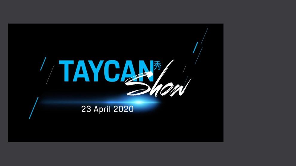 Porsche Taycan Show LiveCast  >