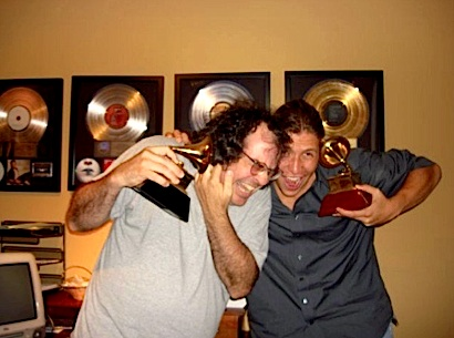 Daniel and Iker
