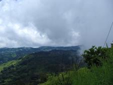 Inside a cloud!