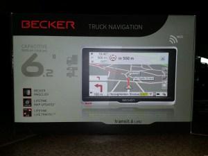 BECKER transit.6 LMU