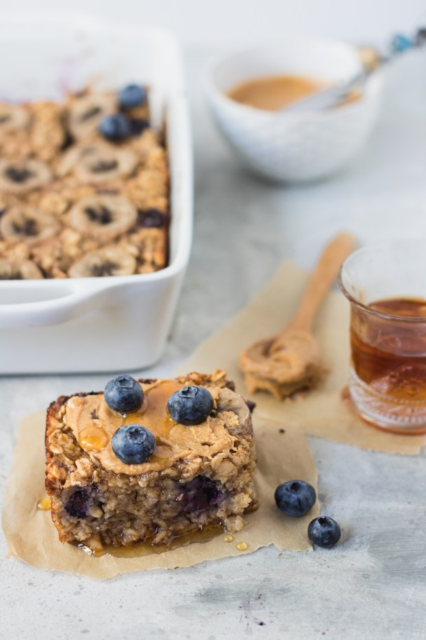 Blueberry Banana Baked Oatmeal Side View .jpg