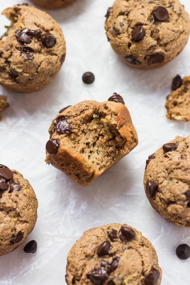 Chocolate Chip and Zuchinni Muffins -1-8.jpg