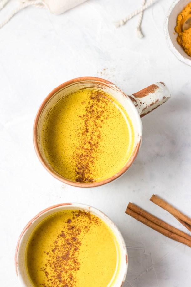 Golden Latte -1-3