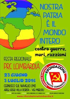 LOCANDINA FESTA RIFO 2016